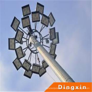 Hohe Mast Pole / Stahl Pole Preis / Street Beleuchtung Pole Preis