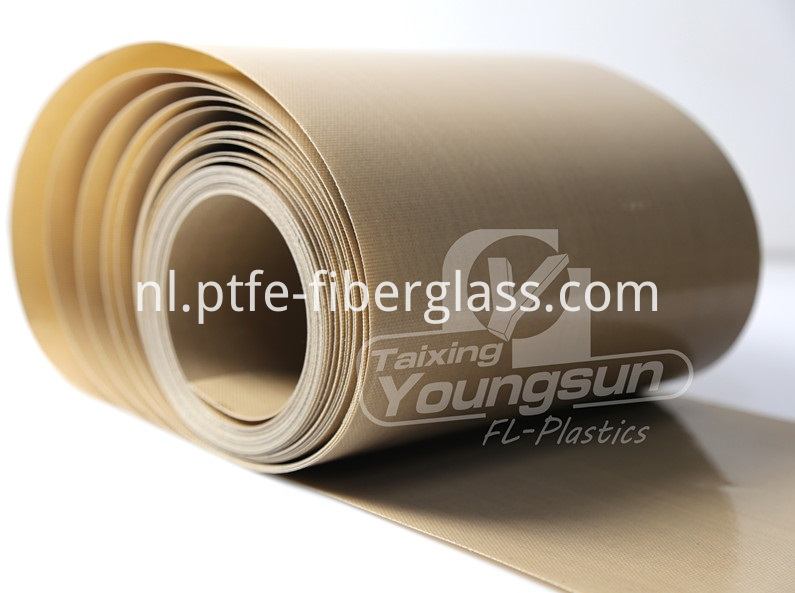 high quality PTFE Coated Glass Fabrics