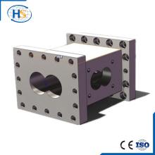 Lieferant Schraube und Fass für Kunststoff Extruder Maschine für Granulierung