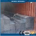 Tuyau d'acier rectangulaire / carré / rond ASTM A500 ERW