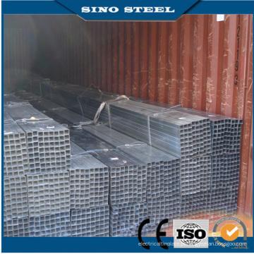 Tubo de aço quadrado galvanizado Ss400 Q235