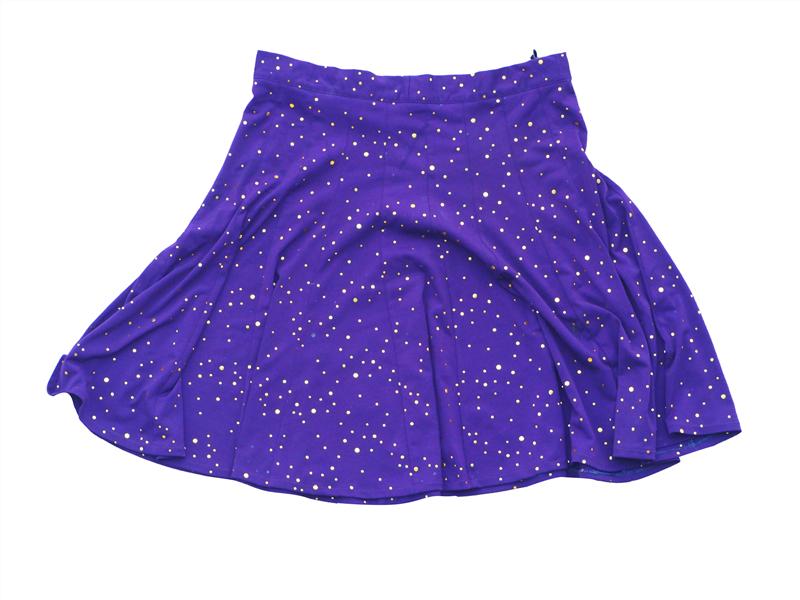 Women`s Silk Half-Length Skirt