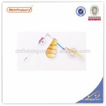 SPL016 chine en gros alibaba pêche leurre composant moule spinner leurre