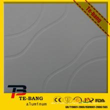 Niza techo de diseño / azulejos de techo de aluminio