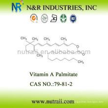 Huile de palmitate de vitamine A qualifiée 1 700 000 UI / g
