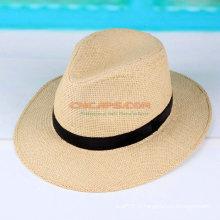 Plusieurs couleurs en gros chapeau Panama (Meilleur vendeur)