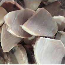 Замороженное филе корейки из стейка из желтоперого тунца 400г