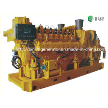 1000kVA CNG Generator Sets with Mtu Engine