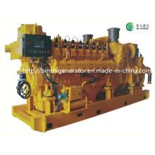 Conjuntos geradores CNG 1000kVA com Mtu Engine