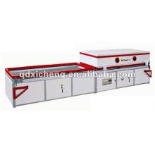 QC2611B Máquina de prensagem de membrana a vácuo para trabalhar madeira