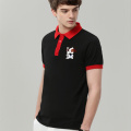 Polo Shirt d'impression d'un chien