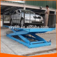 elevador hidráulico automático del estacionamiento del coche