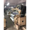 QH 405/408 2 BOQUILLAS 190CM DOBBY SHEDDING WATER JET LOOM Fabricación