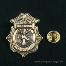 Custom Marshal Badges, alta qualidade Metal Sheriff Star Badge
