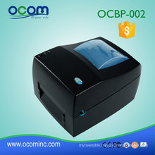 OCBP-002 Thermal Transfer and Direct Thermal Barcode Label Printer