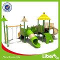 Straw House Series Preschool Playground Equipment LE-DC005