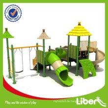 Straw House Serie Vorschule Spielplatz Ausrüstung LE-DC005