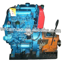 motor de boa qualidade para barco, motor marinho externo a diesel, motor a diesel para barco