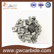 Tungsten Carbide Brazed Turning Inserts A10 A12 A16