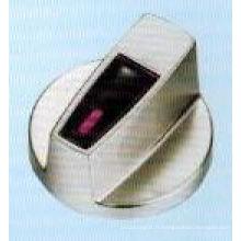 Die Casting Zinc Alloy bouton, bouton du four