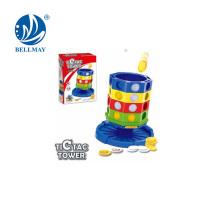 2017 New Product Wholesale Tictac Tower Best toys for Kids