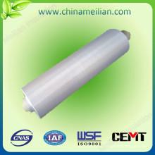 Усиленная алюминиевая фольга, Алюминиевая огнеупорная ткань