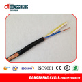 Rg59 Coaxial Cable with Power Cable (CE/RoHS Certificated)