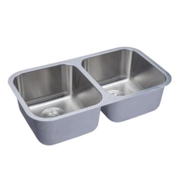Handgefertigtes Waschbecken mit hohem Gewicht