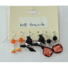 Lovely Animal Earrings with Metal
