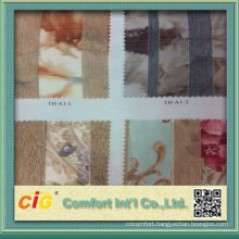Good Quality New Curtain Fabric Design 2015