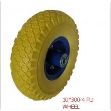PU Cast Foam Wheel (3.00-4)