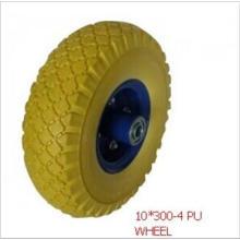 Пу литой пена колесо (3.00-4)