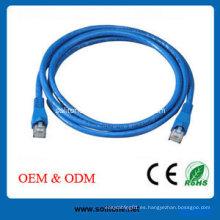 Cable de conexión de red Cat5e UTP RJ45