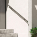 Stainless Steel Removable Wall Mounted Handrail Wall Holder