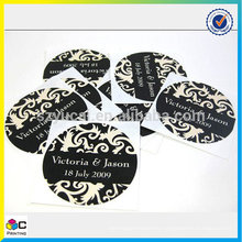 Eco-friendly and factory price car body sticker paper