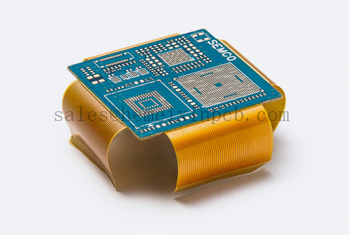 HDI Multilayer Flexible PCB