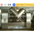 Química industrial V tipo de polvo de pintura máquina de mezcla