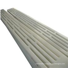 Ceramic Dewatering Elements Cover Low Vacuum Suction Box for Fourdrinier Paper Machine