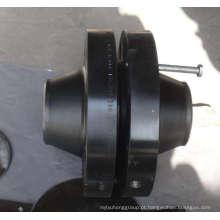 Flange de aço inoxidável do pescoço da soldadura de aço