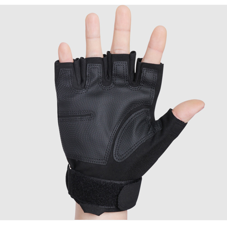 Palm Gel Tactical Gloves
