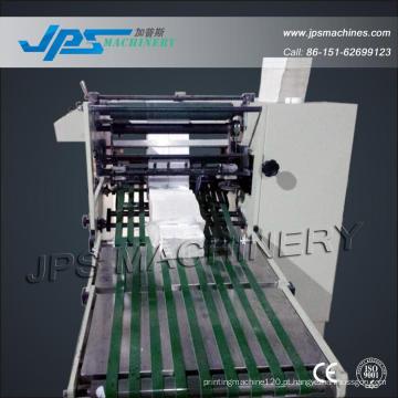 Jps-560zd 560 milímetros Auto Contínuo expresso forma Bill perfuração corte e máquina dobrável