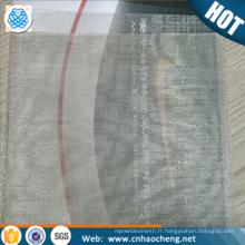 Tissu protecteur d'argent 9999 RFID pur d'armure métallique de blindage d'EMF