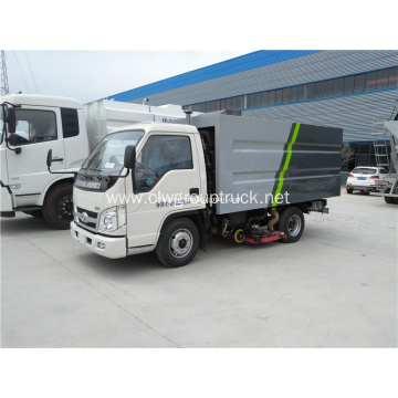 High Pressure cleaning and suction truck