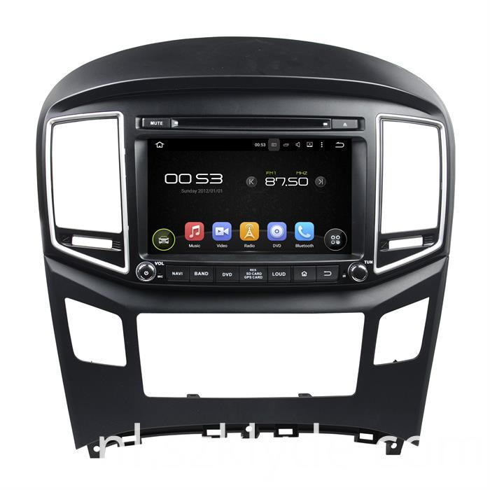 HYUNDAI H1 2016 CAR MULTIMEIDAL PLAYER
