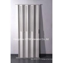 Produits de brevets OTSE - Porte d'escalade d'ascenseur de villa