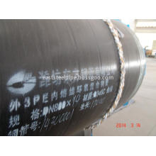 Internal Epoxy Coated Steel Pipe for Water