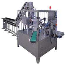 Máquina de embalaje de alimentos de material mixto Máquina de embalaje de bolsas rotatoria