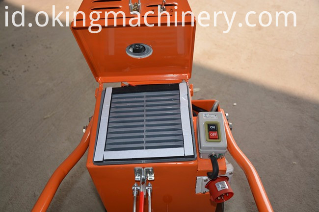 Electric Epoxy Floor Polisher /Concrete Grinding Machine