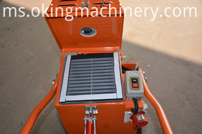 Epoxy Floor Grinding Machine