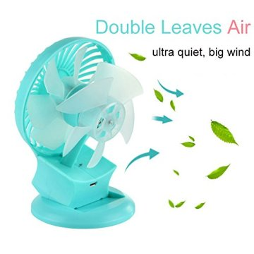 Best Selling Rechargeable Portable Mini USB Fan Wholesale